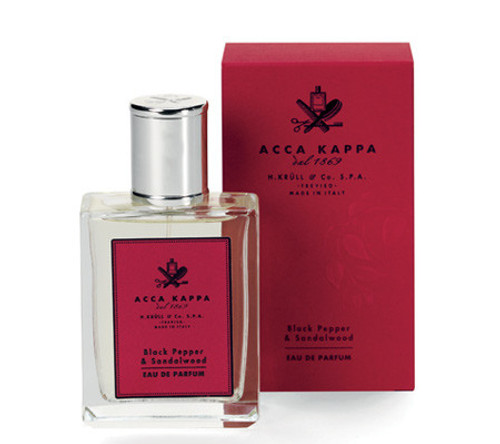 Acca Kappa Black Pepper & Sandalwood Eau De Parfum