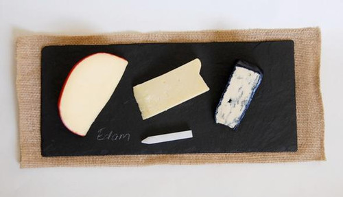 Slate  - cheese board