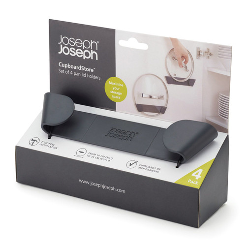 JosephJoseph CupboardStore- set 4 pan lid holders