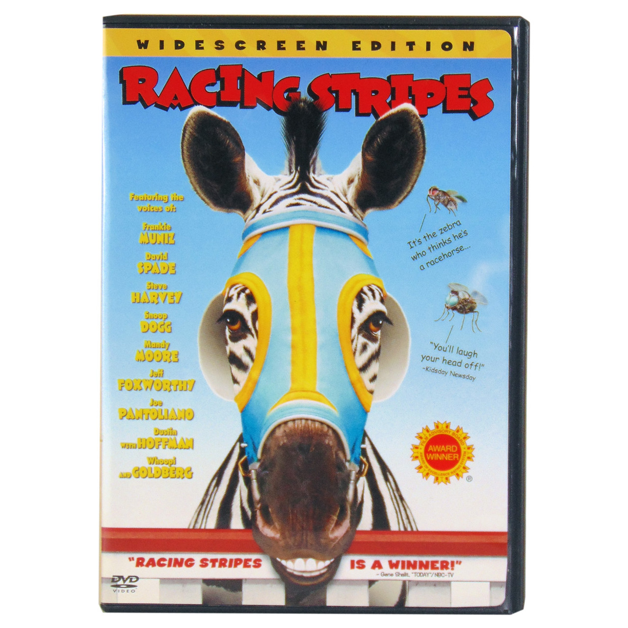 Racing stripes dvd