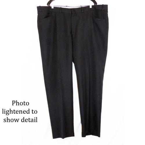 Gala Slacks Black Dress Pants Onestop Thriftshop For Mens Clothing