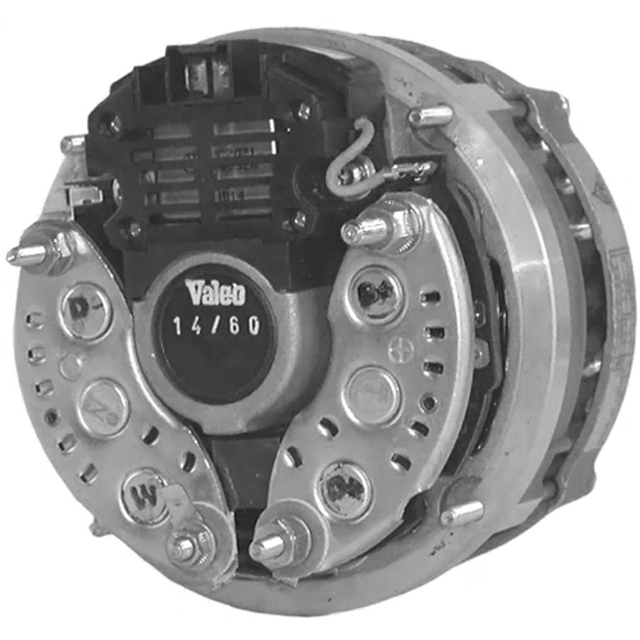 [TBQL_4184]  Deutz PL01011 Mas Alternator 12302 | Deutz Alternator Wiring Diagram |  | Miami Alternators