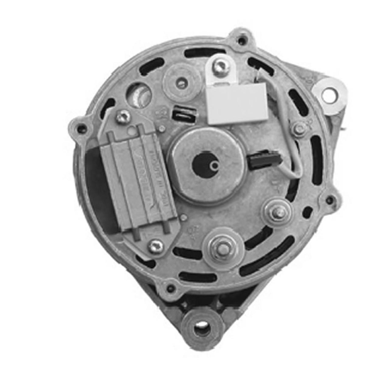Deutz Faher Combines Letrika Alternator MG209