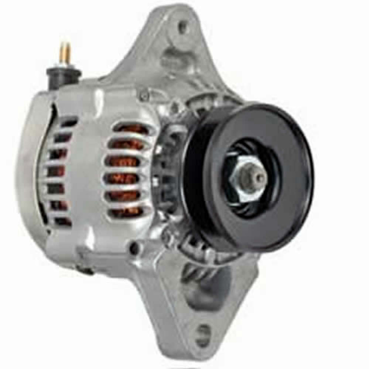 New Alternator Fits John Deere Tractor Yanmar 3032E 3038E 3120 3320 3520 3720