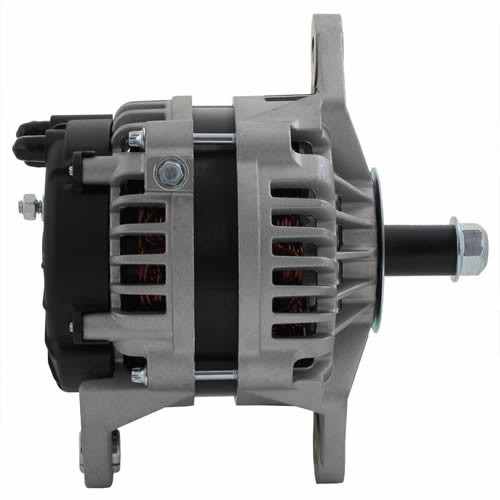 Ford F650 Mas Alternator 12V  200 J 180 Mount 8743