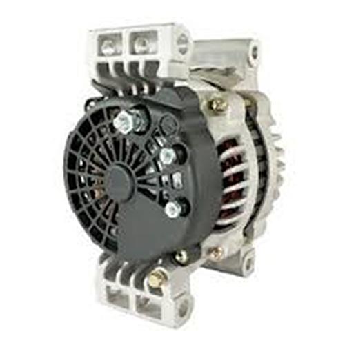 Ford F750 Delco Alternator 28 SI 200 Amp Pad Mount 8600314
