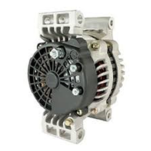 Peterbilt Delco Alternator 28 SI 200 Amp Pad Mount 8600314