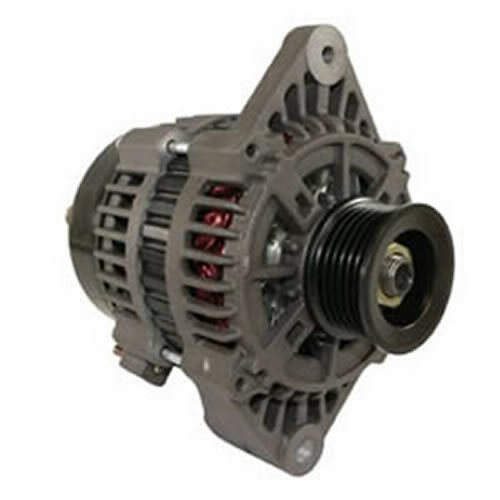 Hyster Forklift S120XMS Mas Alternator 6GR Pulley 8467