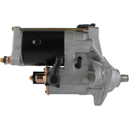 Blue Bird All American RE with 8.9L Denso starter TG428000-2690
