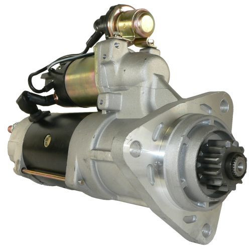 Sterling Truck 5500 with 7.2L Delco starter 8200005