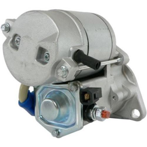 Hyster Lift Truck Mas Starter w Mazda Engine 19554