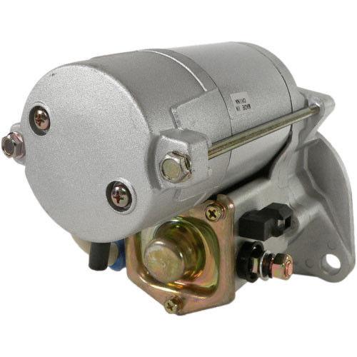 Isuzu Engine 4LE1 Mas Starter w 4LE1 Engine 19906