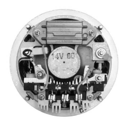 Letrika Alternator For Atlas Deutz KHD Gehl 12v 60 Amp MG111