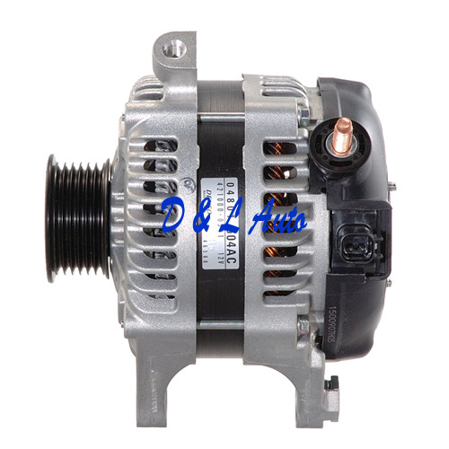 Dodge Grand Caravan V6, 3.8L Mas Alternator 11294