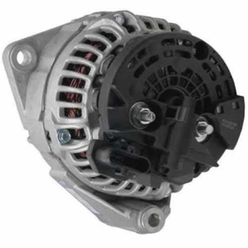 Mas Alternator 110 Amp/24 Volt, CW, w/o Pulley 0124655011 12724