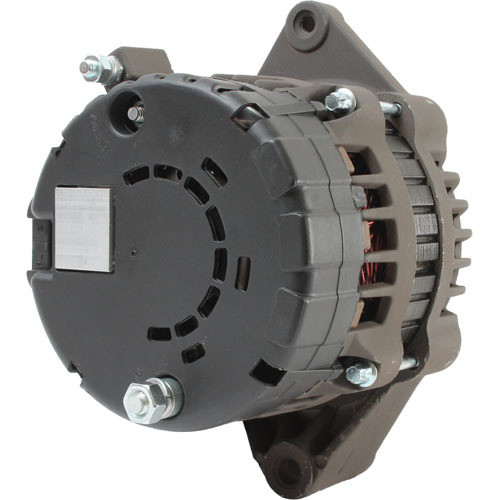 Mas Alternator 11sI 70 Amp/12 Volt, w/o Pulley, 03:00 Plug Clock 8720