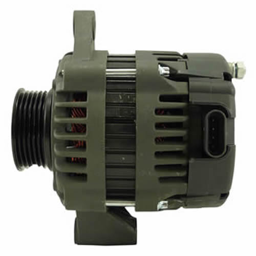 Mas Alternator 11sI 95 Amp/12 Volt, 6-Groove Pulley, 09:00 Clock 8725