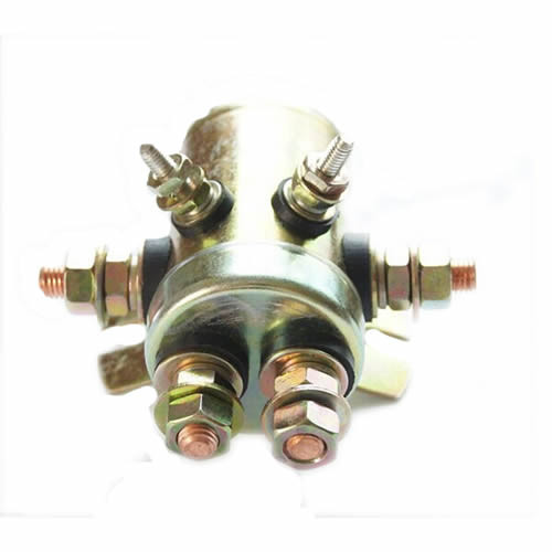 Solenoid 12v 6 Termial  Continuous 121-907