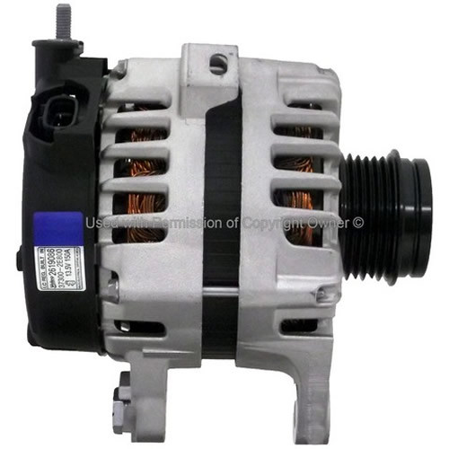 Mas New Alternator Fits Elantra 12v  150 Amps 11701