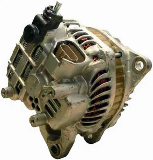 Mitsubishi Eclipse 2 4L Reman Alternator 2007-2012 11118