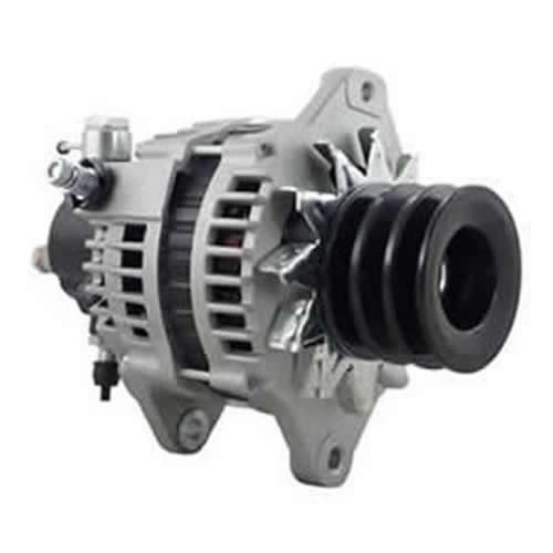 Chevrolet and GMC Truck Alternator w pump w 4HKl 5 2l 12536