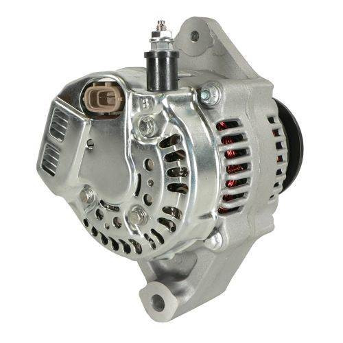 Komatsu Wheel Loader WA65-5 Alternator 12v 60a 12771