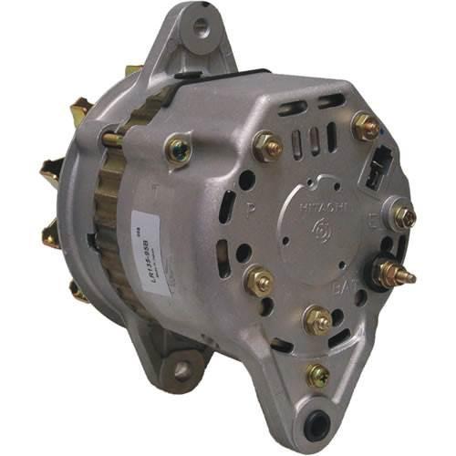 Isuzu Industrial Engines 3AE 4JB C240 Seires Alternator 12148