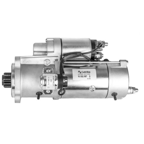 Caterpillar Compactors CP74B CP75B CP78B  C4.4 173HP Starter Ms147