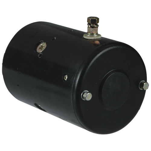 Hydraulic liftgate motor 12v CCW slotted 3-9 6126