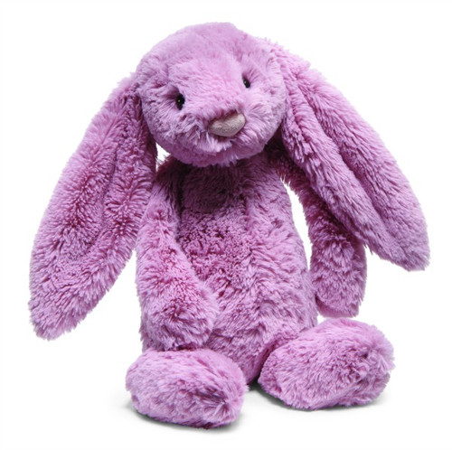 Jellycat Bashful Pink Bunny stuffed animal