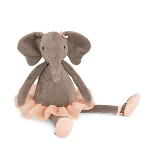 Jellycat Dancing Darcey Elephant stuffed animal