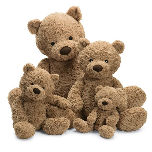 Jellycat Bumbly Bear Teddy Bear stuffed animals
