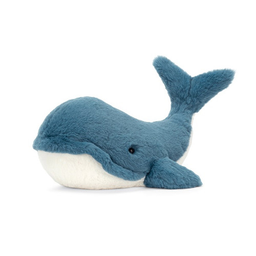Scrumptious Wally Whale by Jellycat