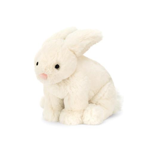 Riley Rabbit Cream by Jellycat