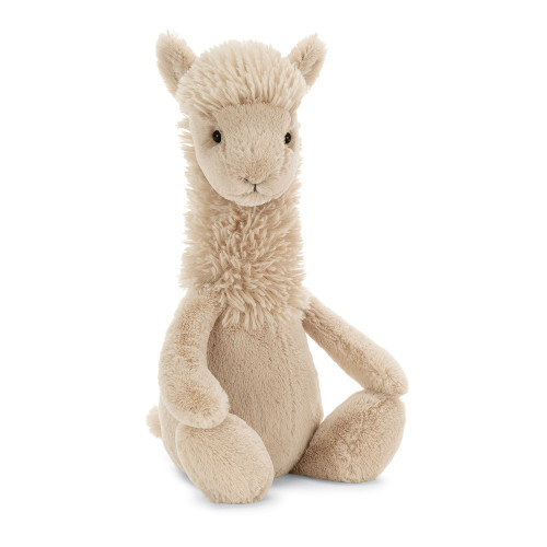 Bashful Llama by Jellycat
