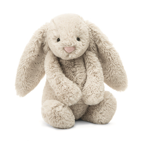 Bashful Oatmeal Bunny