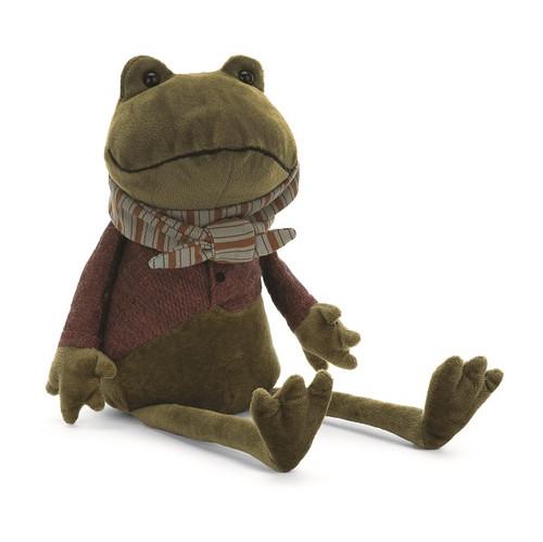 Riverside Rambler Frog by Jellycat