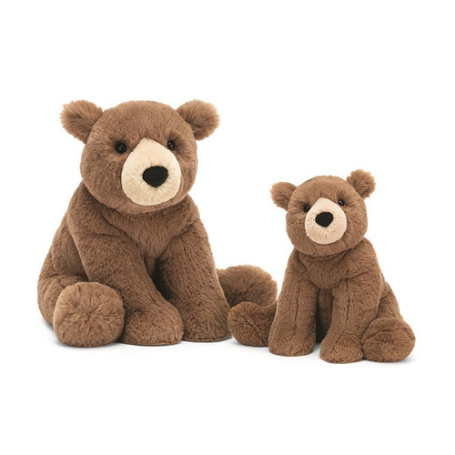 Scrumptious Woody Bear by Jellycat