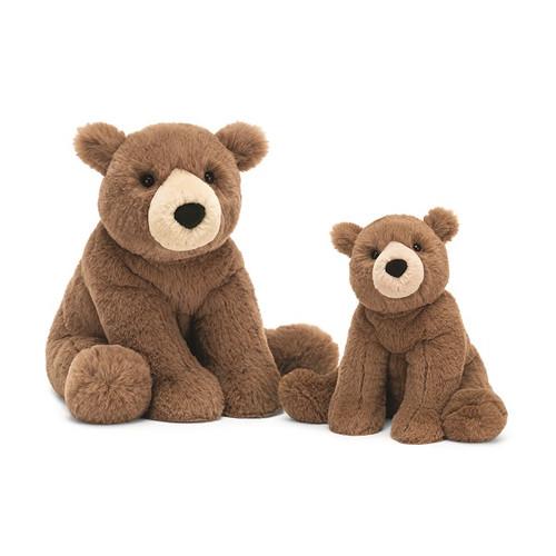 Scrumptious Woody Bear by Jellycat