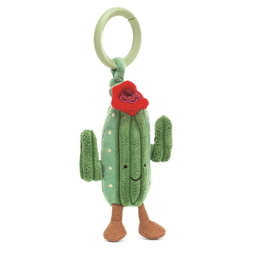 Amuseables Cactus Jitter Baby Toy by Jellycat