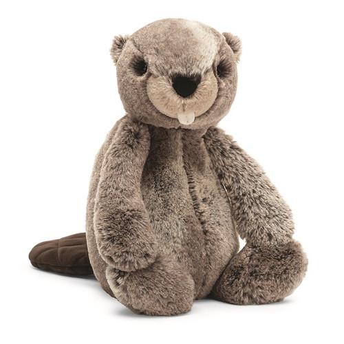 Bashful Beaver by Jellycat