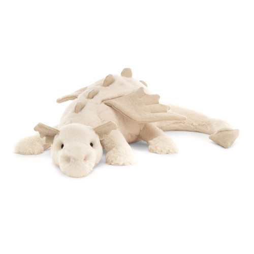 Snow Dragon by Jellycat