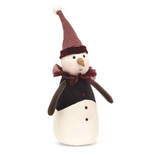 Yule Snowman by Jellycat