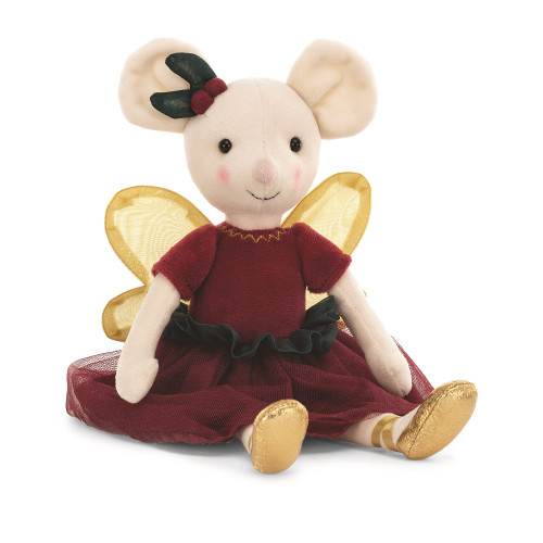 Sugar Plum Fairy Mouse by Jellycat