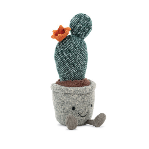 Silly Succulent Prickly Pear Cactus by Jellycat