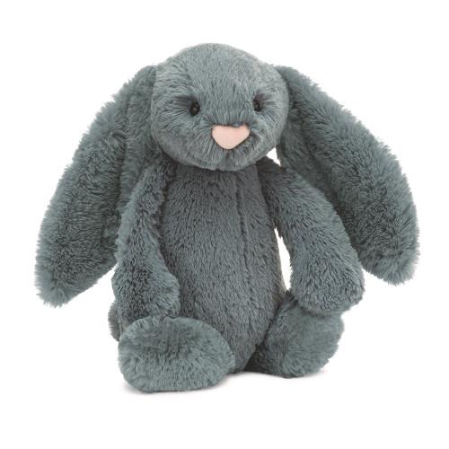 Bashful Dusky Blue Bunny by Jellycat