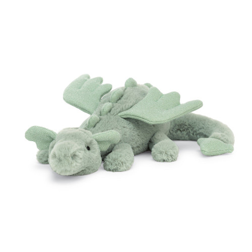 Sage Dragon by Jellycat