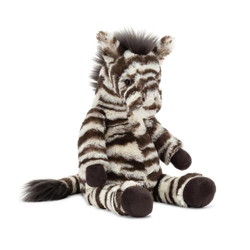 Lallagie Zebra by Jellycat