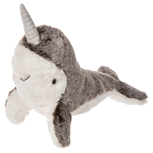 Marshmallow Nikko Narwhal by Mary Meyer