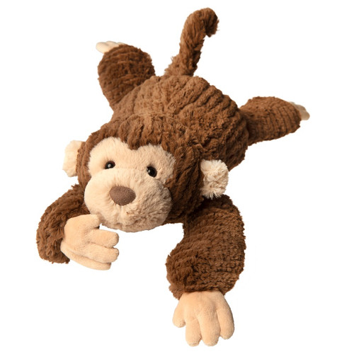 Cozy Toes Monkey by Mary Meyer